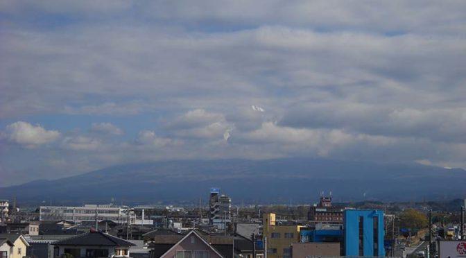 【2020年3月25日 今日の富士山】