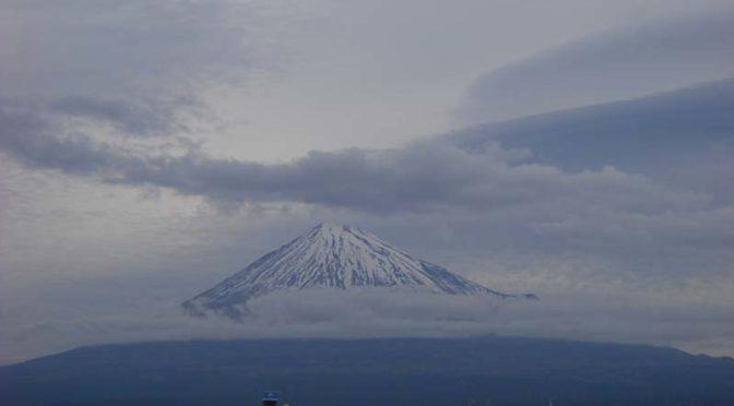【2020年5月9日 今日の富士山】