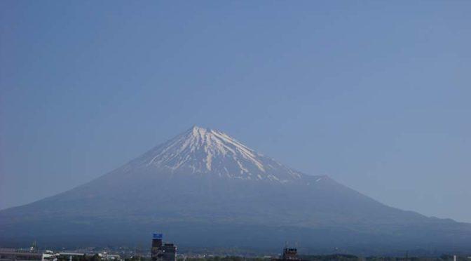 【2020年5月14日 今日の富士山】