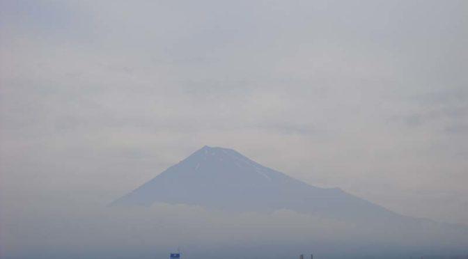 【2020年6月16日 今日の富士山】