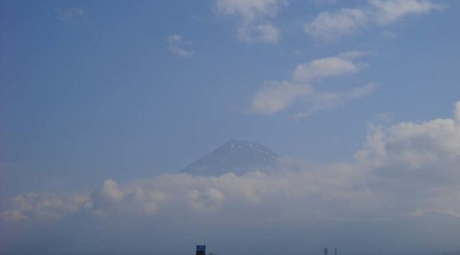 【2020年6月24日 今日の富士山】