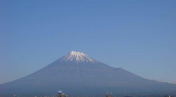 【2020年10月21日 今日の富士山】