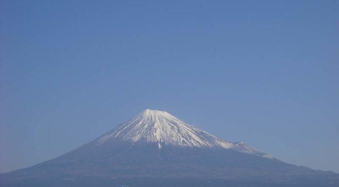 【2021年3月26日 今日の富士山】