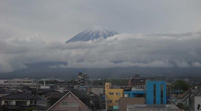 【2021年4月14日 今日の富士山】