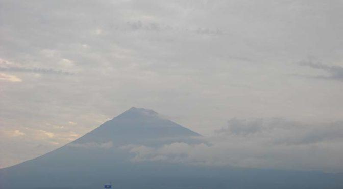 【2021年9月14日 今日の富士山】