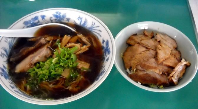 [おふくろラーメンで昼食] 富士市北松野