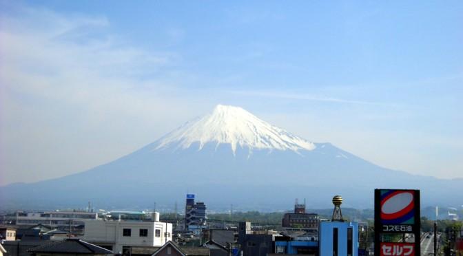 [2014年5月3日 今日の富士山]