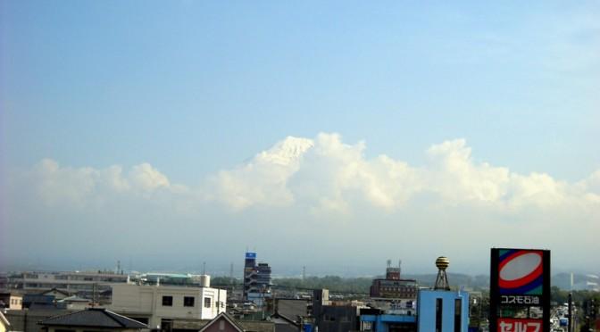 [2014年5月28日 今日の富士山]