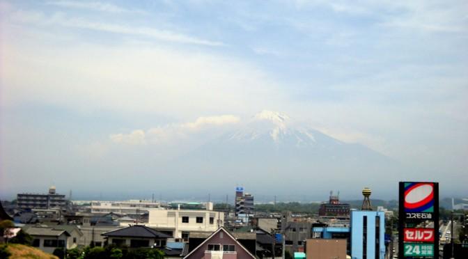 [2014年5月30日 今日の富士山]