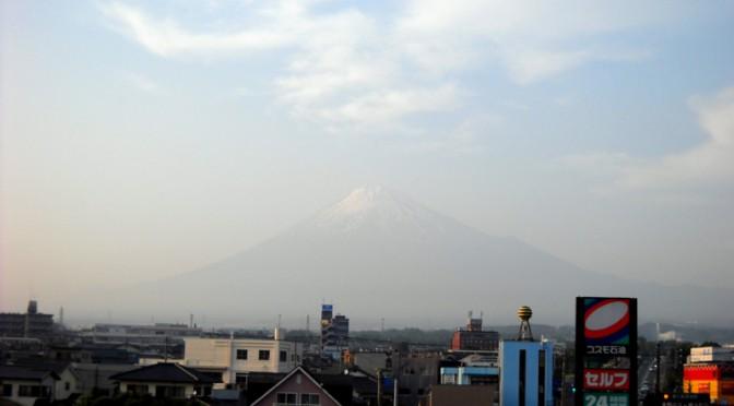 [2014年5月31日 今日の富士山]