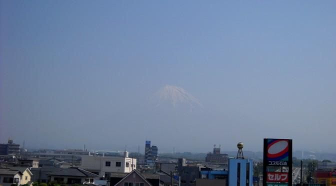 [2014年6月1日 今日の富士山]