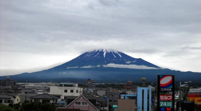 [2014年6月12日 今日の富士山]