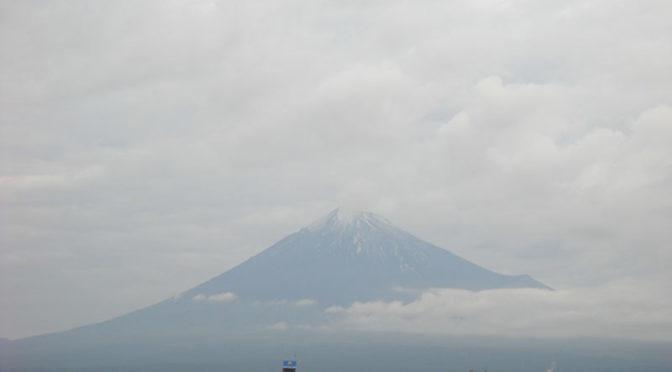 【2018年12月3日 今日の富士山】