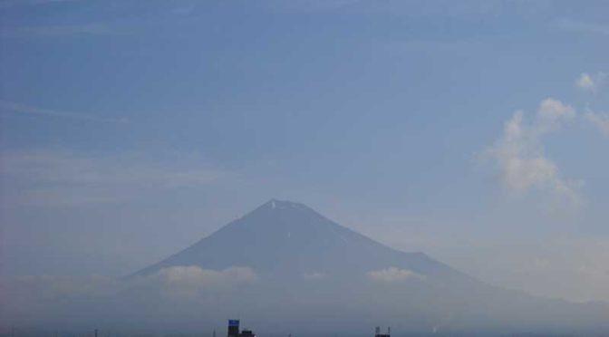【2019年6月26日 今日の富士山】
