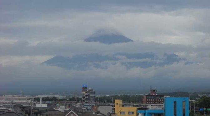 【2019年6月28日 今日の富士山】