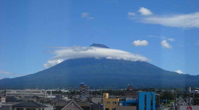 【2019年7月26日 今日の富士山】