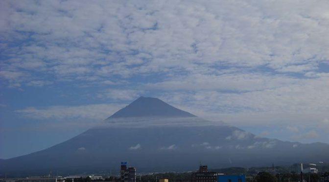 【2019年8月6日 今日の富士山】