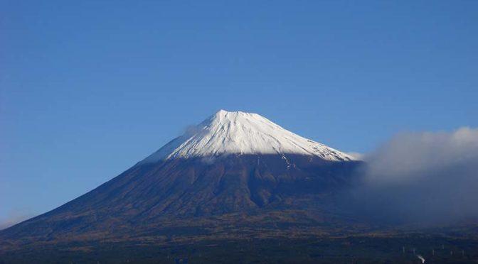 【2019年11月23日 今日の富士山】