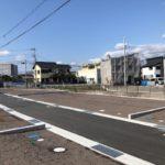【富士市 水戸島】 3区画分譲地